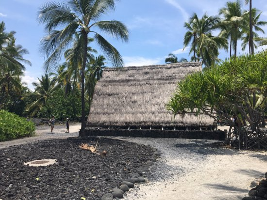 Honaunau, HI: all'interno del sito