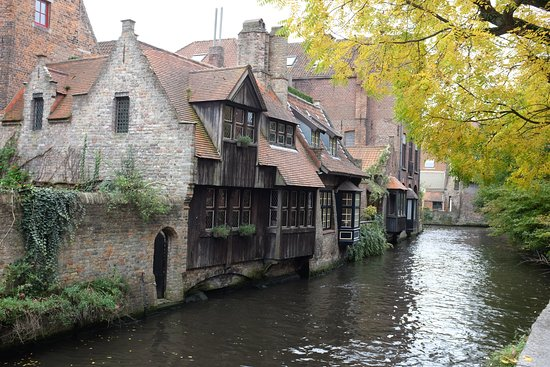 Canalview Hotel Ter Reien: Bruges