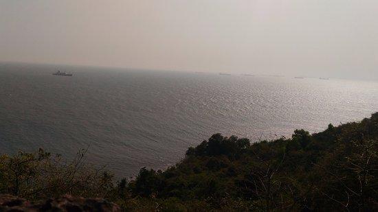 Sinquerim, India: Sequerim Beach