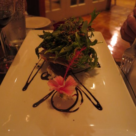 Jensen Beach, FL: Roasted red beet salad