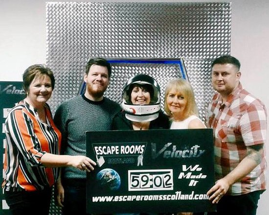 Escape Rooms Scotland - Stirling