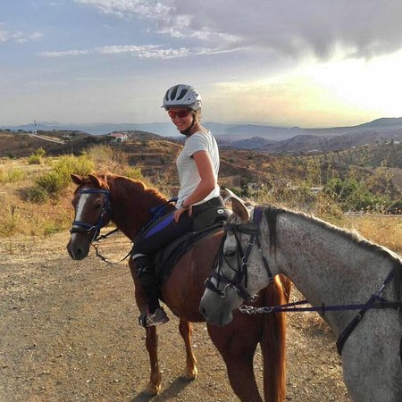 Guaro, Spania: Malaga Horse Trails