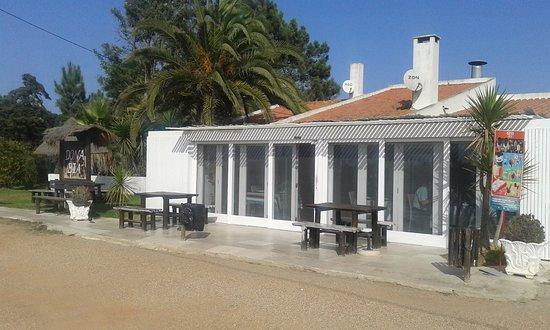 Restaurante Dona Bia : Vista da Estrada