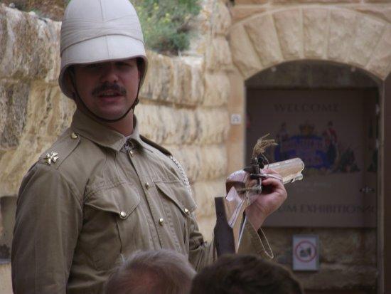 Kalkara, Malta: The British army during the Victorian era