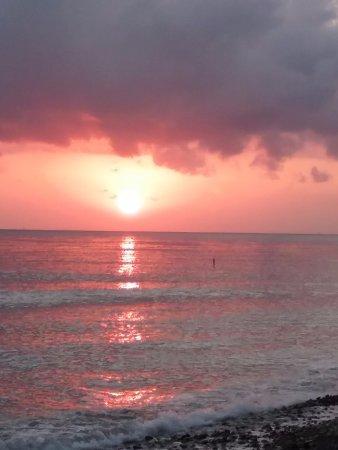 Bali Dream House: Lever du soleil