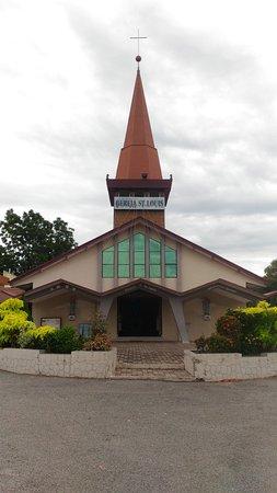 Kluang, Maleisië: St Louis Church