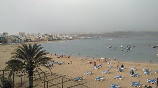 Playa de Las Canteras: playa des canteros~04_large.jpg