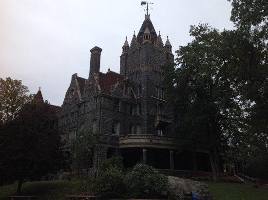 Boldt Castle and Yacht House: Boldt Castle