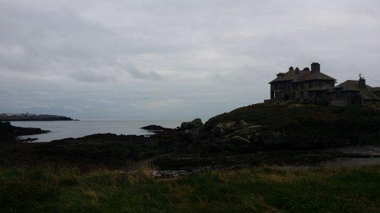 Trearddur Bay, UK: 20171008_174251_large.jpg