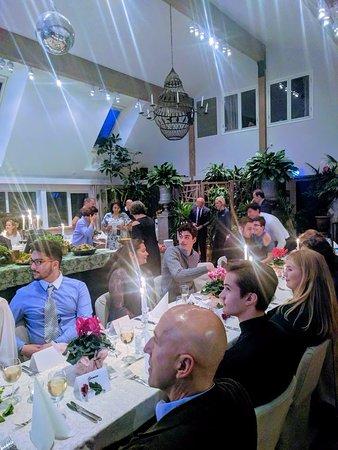 Solna, Sweden: 18 års firande