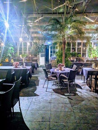 Solna, Sweden: Ingången till Slottsträdgården