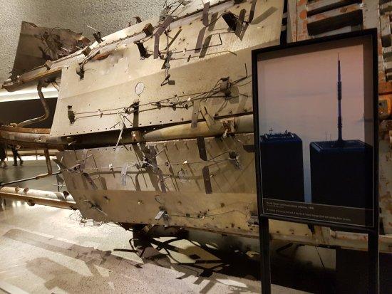 Memorial del 11S: The National 9/11 Memorial & Museum