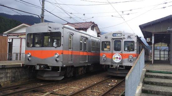Hokuriku Railroad - Railway System
