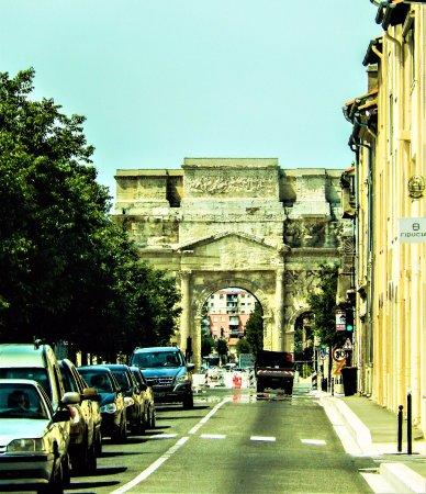 Orange, France: Triumphal arc
