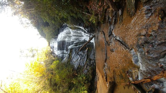 Mountain Rest, SC: King Creek Falls
