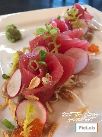 นิวพอร์ต, เวอร์มอนต์: Dusit Thai Cuisine