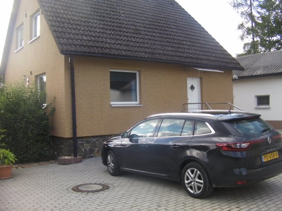 Birkenfeld, Tyskland: The Sweden house