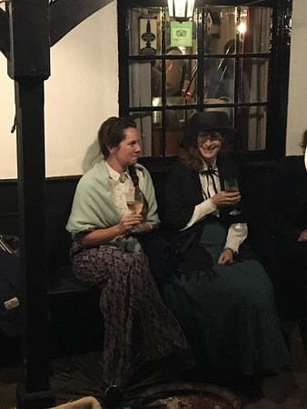 Playhatch, UK: Victorian night 30th Sept 2017