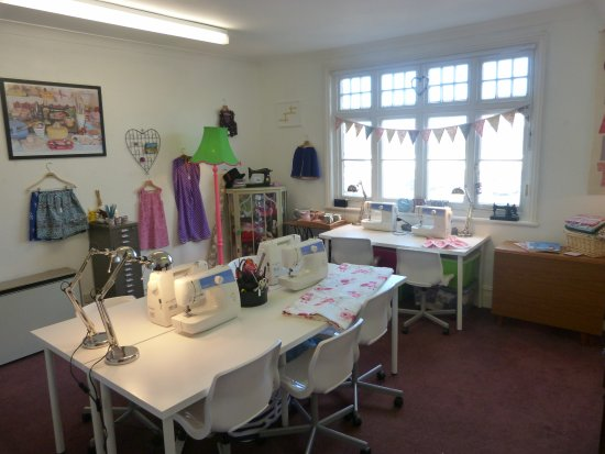 Herne Bay, UK: Our lovely studio