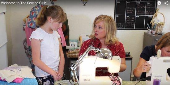 Herne Bay, UK: Our tutor Angela