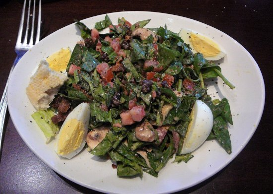 Saint Charles, MO: Spinach Salad Add On - Just $4.98