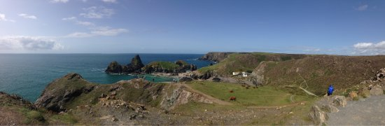 Kynance Cove from Lizard Green Walk: photo0.jpg