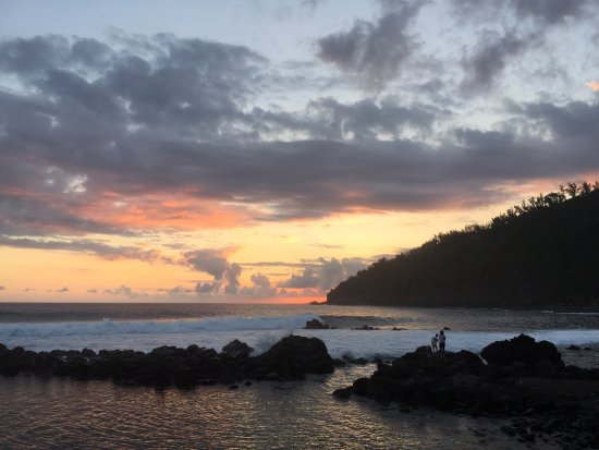 Saint-Joseph, Reunion Island: Le bassin de manapany