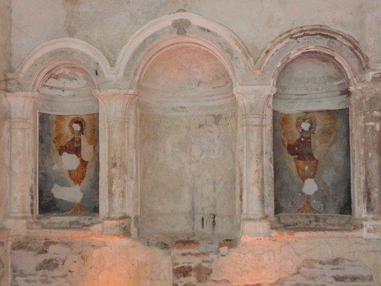 Sirince, Turkey: Inside the church