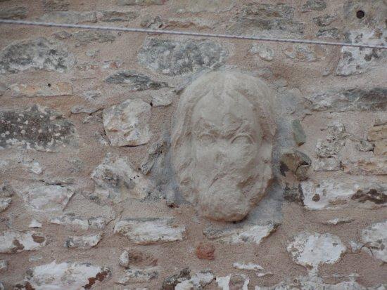 Şirince, Türkiye: Jesus Sculpture