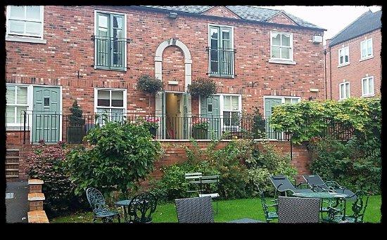 Darwin 39 S Townhouse Shrewsbury England B B Anmeldelser Sammenligning Af Priser Tripadvisor