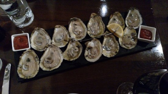 Lakewood, OH: The oysters were very good