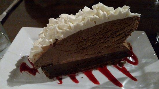 Lakewood, Ohio: Chocolate Tart (Before Picture)