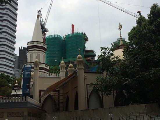 新加坡武吉士: 清真寺