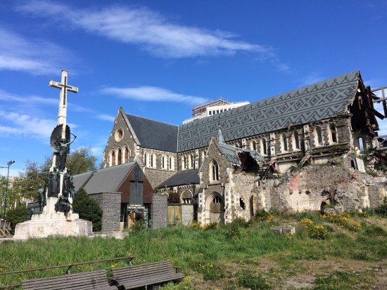 ‪Christchurch Cathedral‬