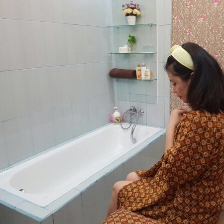 Mataram, Indonesia: Pregnancy massage