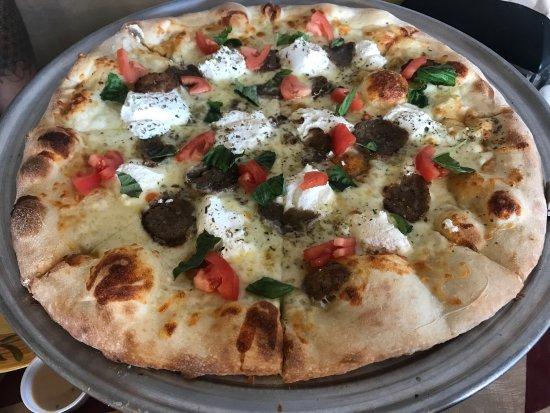 Arte Pizza Photo