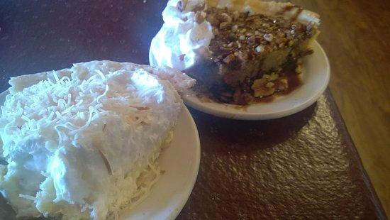 Jasper, أركنساس: Pie fixes everything
