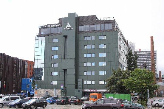 Metropol Hotel: 外観