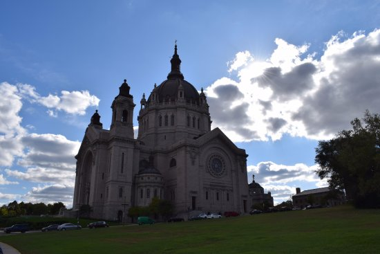Cathedral of St. Paul: The Cathedral