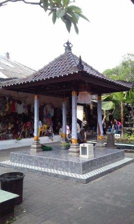 Sukawati Art Market: Mini pavilion
