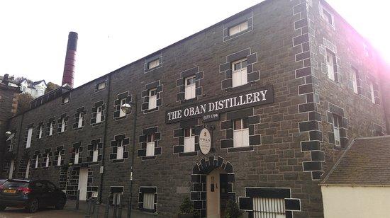 Oban Distillery: IMAG0161_large.jpg
