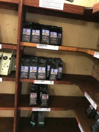 Port Edward, South Africa: coffe