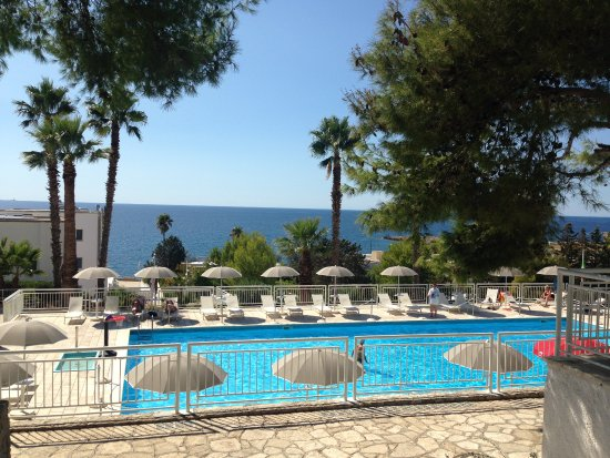 View from hotel grounds picture of grand hotel riviera cdshotels santa maria al bagno - Hotel riviera santa maria al bagno ...
