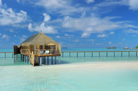 Centara Grand Island: Segunda luna de miel en maldivas, nuestro lugar de residencia