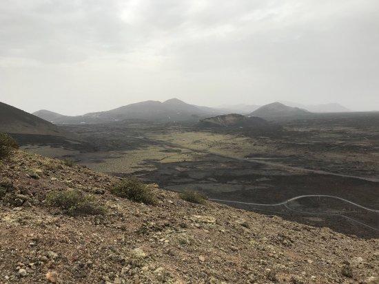 Volcan El Cuervo: Raven's Volcano