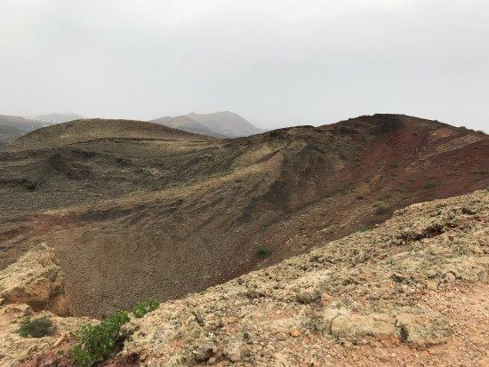 La Asomada, Spain: Raven's Volcano