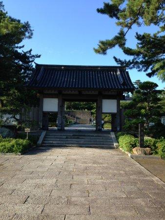 Yurihonjo, Japan: 入口(門)