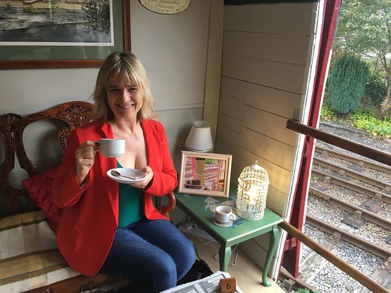 The Carriage Tea Rooms Llangollen