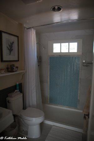 Philo, Kalifornia: Bathroom