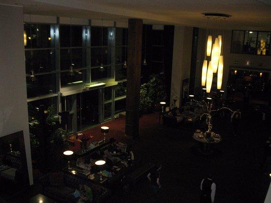 Cork International Hotel: Lobby view